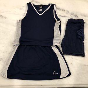 3 Piece Women's Head Tennis Outfit